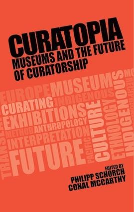 Curatopia Cover